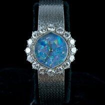 Audemars Piguet Vintage Opal & Diamond Wrist Watch