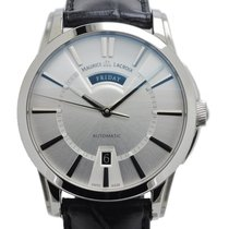 Maurice Lacroix Pontos Day Date Watch PT6158-SS001-13E