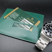 Rolex SEA DWELLER 16600 (M Serial) with PAPER
