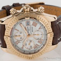 Breitling - Chronomat Evolution : H1335611/A619