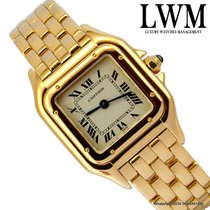 Cartier Panthere 1070 Ladies yellow gold full set 1994