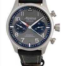 Alpina Startimer Pilot Chronograph Automatic Men's Watch –...