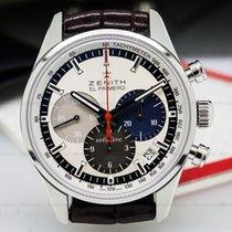 Zenith 03.2150.400/69.c713 El Primero Chronograph Tri Color SS...