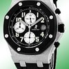 Audemars Piguet Gent's Stainless Steel  Royal Oak Offshore...