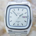 Seiko 5 Automatic Day Date Pristine Made In Japan Watch...