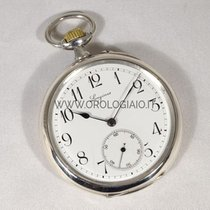 Longines Orologio da Tasca Primi '900 in argento Silver pocket...