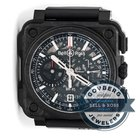 Bell & Ross BR-XI Chronograph Limited Edition BR-XI-CE-CF-...