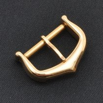 Cartier original solid 18k gold Tang buckle (inner 14mm)