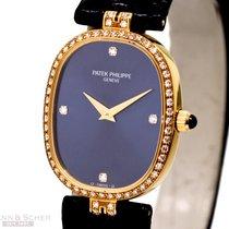 Patek Philippe Ellipse Lady Ref-4882 Diamond Setting 18k...