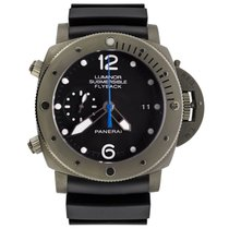 Panerai Luminor Submersible 1950 3 Days Chrono Flyback...