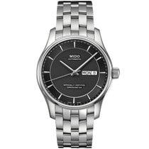 Mido Herren-Armbanduhr XL Belluna Automatik M001.431.11.061.92
