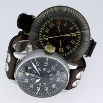 A. Lange & Söhne Pilot II WW Flieger 2. Weltkrieg Kompass