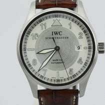 IWC Mark 17 Pilots Spitfire Automatic Iw325502 On Alligator Strap