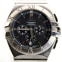 Omega Constellation Co-Axial – Double Eagle– Men's wristwatch