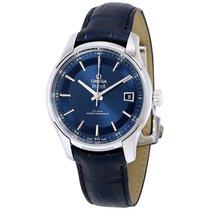 Omega De Ville Orbis Hour Vision Automatic Mens Watch 43333412...