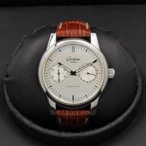 Glashütte Original - Senator Hand Date - Silver Dial - MINT...