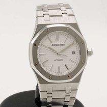 Audemars Piguet Royal Oak - 39mm - white dial 15300ST