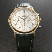 Ebel Chronograph steel and gold ref.1134901