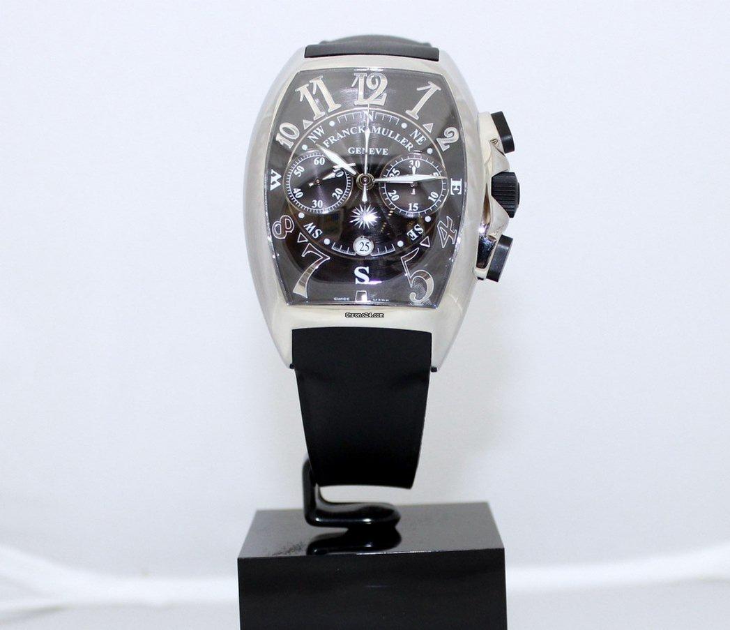 Franck Muller Mariner Chronograph Price