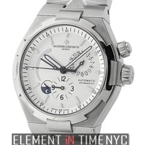 Vacheron Constantin Overseas Dual Time Stainless Steel 43mm...