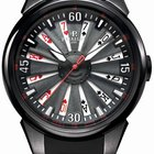Perrelet Turbine Poker Dial Automatic Men's Watch A4018-2