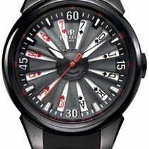 Perrelet Turbine Poker Dial Automatic Men's Watch A4018-2