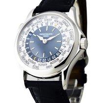 Patek Philippe 5110 World Time in Platinum