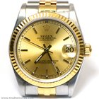 Rolex Ladies Rolex Datejust 68273 Quickset Midsize 31mm...