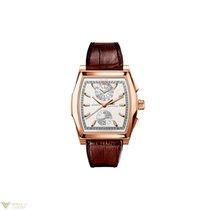 IWC Da Vinci Flyback Chronograph 18k Rose Gold Men's Watch