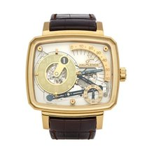 Hautlence HL 01 Limited 35/88 18k Yellow Gold Gents HL01