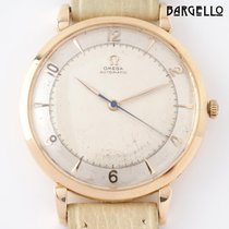 Omega from AC Milan coach Lajos Czeizler 1950 Oversize