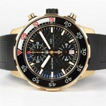 IWC Aquatimer Chronograph 18k