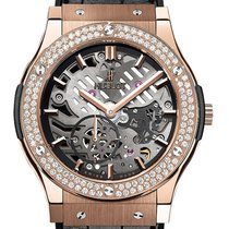 Hublot Classic Fusion Classico Ultra-Thin Diamonds King