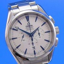 Omega Aqua Terra Chronograph
