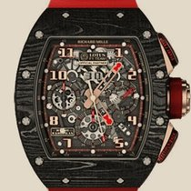 Richard Mille Watches RM 011 Lotus F1 Team