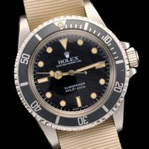 Rolex Submariner ref 5513 Spider dial