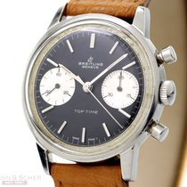 Breitling Vintage TOP TIME Chronograph Ref-2002 Stainless...