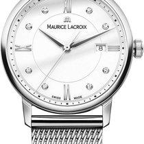 Maurice Lacroix Eliros EL1094-SS002-150-2 Damenarmbanduhr mit...