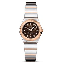 Omega Constellation Quartz - Ref 12320246063002