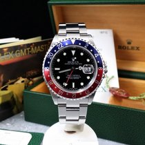 Rolex GMT-Master 16710 / 2004 / Pepsi / Box & Papers