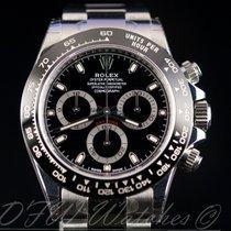 Rolex Ceramic Daytona Black 116500 NEW