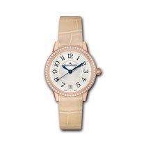 Jaeger-LeCoultre Rendez-Vous Date Pink Gold Diamond Bezel