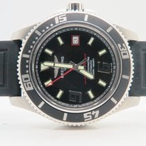 Breitling Superocean Date 44mm Ref: A17391 (Box&Papers)...