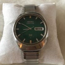 Seiko 5 actus SS 23 jewels Diamond shaped glas