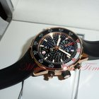 IWC Aquatimer Rose Gold Chronograph Automatic on Rubber...