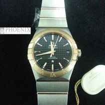 Omega Constellation Omega Co-Axial 38 mm 12320382101001