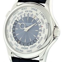 Patek Philippe Complications World Time Platinum Ref. 5130P