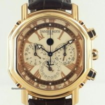Daniel Roth Ellipsocurvex Perpetual Calendar Chronograph