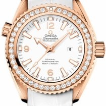 Omega 232.58.38.20.04.001 Planet Ocean 600M Co-Axial 37.5mm...