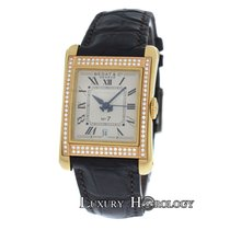 Bedat & Co Ladies No 7 Ref. 728 18K Yellow Gold Diamonds...